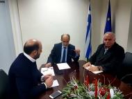 Απ. Κατσιφάρας: Στόχος μας η Περιφέρεια Δυτικής Ελλάδας να αποτελέσει πρότυπο ορθολογικής διαχείρισης απορριμμάτων με βάση τις αρχές της κυκλικής οικονομίας – Ανοικτές προσκλήσεις 30 εκατ. ευρώ