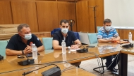 Έκτακτη συνεδρίαση ΣΟΠΠ Π.Ε. Ηλείας, λόγω υψηλού κινδύνου πυρκαγιάς