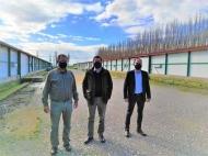 Πτηνοτροφικές μονάδες στη Ναυπακτία επισκέφθηκαν οι Αντιπεριφερειάρχες Θόδωρος Βασιλόπουλος και Λάμπρος Δημητρογιάννης
