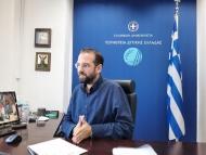 Ν. Φαρμάκης: «Η προσπάθεια για την πρόληψη και αντιμετώπιση των πυρκαγιών είναι διαρκής και η Περιφέρεια, σε συνεργασία με την Πυροσβεστική και τους τοπικούς φορείς, διαθέτει όλες τις δυνάμεις της»