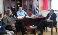 Απόστολος Κατσιφάρας: Πρωτοποριακό το έργο της ενεργειακής αναβάθμισης Νοσοκομείων της Δυτικής Ελλάδος - Επίσκεψη στο Νοσοκομείο Αγρινίου