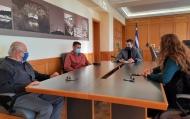 Σύσκεψη στην Π.Ε. Ηλείας ενόψει κακοκαιρίας