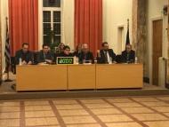 Τοποθέτηση του Περιφερειάρχη στο Δημοτικό Συμβούλιο Αγρινίου