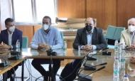 Σύσκεψη συντονισμού στην Π.Ε. Ηλείας με τη συμμετοχή κυβερνητικού κλιμακίου για τη στήριξη των πολιτών στις πυρόπληκτες περιοχές
