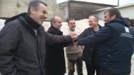 Απόστολος Κατσιφάρας: Ευχαριστίες προς τους εργαζόμενους για το υψηλό αίσθημα καθήκοντος που επιδεικνύουν κατά τη διάρκεια της κακοκαιρίας