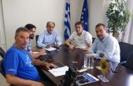 Η Περιφέρεια Δυτικής Ελλάδας στηρίζει την υποψηφιότητα για τη διεκδίκηση των Παράκτιων Μεσογειακών Αγώνων 2019
