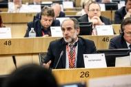Στις Βρυξέλλες ο Απ. Κατσιφάρας για την εκλογή νέου Προέδρου της Ευρωπαϊκής Επιτροπή των Περιφερειών