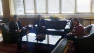 Νομιμότητα και διαφάνεια διέπουν τη λειτουργία της Περιφερειακής Αρχής - Συναντήσεις του Αντιπεριφερειάρχη Περιφερειακού Συντονισμού και Διοίκησης