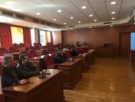 Σύσκεψη για την αντιμετώπιση πλημμυρικών φαινομένων στο αποστραγγιστικό δίκτυο του ΤΟΕΒ Μσολογγίου