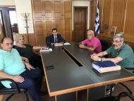 Συνάντηση για την μεταφορά των μαθητών στην Περιφερειακή Ενότητα Ηλείας