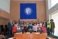 Στο Περιφερειακό Συμβούλιο οι μαθητές του 45ου Δημοτικού Σχολείου Πατρών