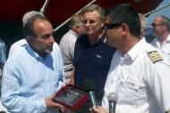 Απ. Κατσιφάρας: Το νέο λιμάνι της Πάτρας σημάδι αισιοδοξίας