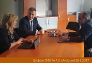 Πρωτοβουλία του Περιφερειάρχη Απ. Κατσιφάρα για ελεύθερη διέλευση ΑμεΑ από την Γέφυρα Ρίου Αντιρρίου – Θετική ανταπόκριση από την ΓΕΦΥΡΑ Α.Ε.