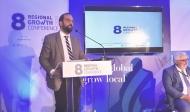 Η τοποθέτηση του Περιφερειάρχη Δυτικής Ελλάδας στο 8ο Regional growth conference 2020 - Ν. Φαρμάκης: «Παρά τις δυσκολίες, η Δυτική Ελλάδα επιταχύνει, ανοίγεται στον κόσμο και βρίσκει τον δρόμο της προς μία νέα εποχή ανάπτυξης…»