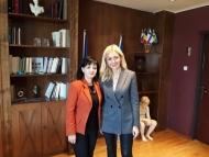 Στην Π.Ε. Αιτωλοακαρνανίας η υφυπουργός Φωτεινή Αραμπατζή