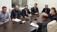 Συνάντηση του Αντιπεριφερειάρχη Ενέργειας και Περιβάλλοντος Νίκου Μπαλαμπάνη με το ΤΕΕ Αιτωλοακαρνανίας