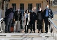 Επίσκεψη Φωκίωνα Ζαΐμη & Αμαλίας Βούλγαρη στo Σωφρονιστικό Κατάστημα Αγίου Στεφάνου Αχαΐας