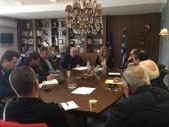 Συνεδρίαση του Συντονιστικού Οργάνου Πολιτικής Προστασίας Π.Ε. Αιτωλοακαρνανίας - Δράσεις της Πολιτικής Προστασίας για την πρόληψη αλλά και την αντιμετώπιση φυσικών καταστροφών