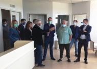 Επίσκεψη του Περιφερειάρχη Νεκτάριου Φαρμάκη στο Νοσοκομείο Αμαλιάδας