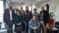 Συνάντηση του Ν. Φαρμάκη με το προεδρείο της ΠΟΜΑμεΑ