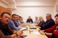 Προετοιμασία για την έγκαιρη έναρξη του προγράμματος δακοκτονίας 2019 – Σύσκεψη συγκάλεσε ο Αντιπεριφερειάρχης Αγροτικής Ανάπτυξης Κωνσταντίνος Μητρόπουλος