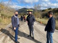 Εργασίες συντήρησης και αποκατάστασης στην επαρχιακή οδό Πάτρα - Χαλανδρίτσα - Καλάβρυτα