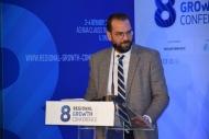Παρέμβαση του Περιφερειάρχη στο 8ο Συνέδριο Περιφερειακής Ανάπτυξης και στην ενότητα με ομιλητή τον υπουργό υποδομών Κ. Καραμανλή