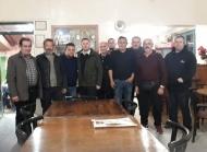 Συνάντηση του Αντιπεριφερειάρχη Θ. Βασιλόπουλου με τους αγρότες στο Πέτα Δυτικής Αχαΐας