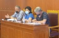 Έκτακτη συνεδρίαση του Συντονιστικού Οργάνου Πολιτικής Προστασίας ΠΕ Αιτωλοακαρνανίας, υπό την Αντιπεριφερειάρχη Μαρία Σαλμά