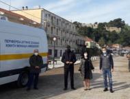 Δειγματοληπτικοί έλεγχοι για κορωνοϊό στη Βόνιτσα από την Π.Ε. Αιτωλοακαρνανίας