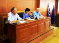 Σχεδιασμός έργων και δράσεων για τη χειμερινή περίοδο 2019-2020 - Συνεδρίασε στο Μεσολόγγι το Συντονιστικό Όργανο Πολιτικής Προστασίας Π.Ε. Αιτωλοακαρνανίας