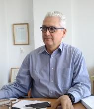 Εκπροσώπηση στην Επιτροπή Βαλκανίων και Μαύρης Θάλασσας της CPMR από τον Αντιπεριφερειάρχη Φ. Ζαΐμη