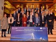 Ολοκληρώθηκαν με επιτυχία οι εργασίες του πολιτικού συμβουλίου της CPMR στην Πάτρα – Απ. Κατσιφάρας: Η Ευρώπη να προχωρήσει σε πολιτικές αντιμετώπισης της μεταναστευτικής κρίσης