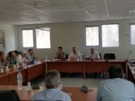 Ο Αντιπεριφερειάρχης Π.Ε. Αχαΐας Χ. Μπονάνος προήδρευσε στη συνεδρίαση του Συντονιστικού Οργάνου Πολιτικής Προστασίας – Οι αποφάσεις ενόψει χειμερινής περιόδου