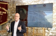Ο Τάκης Παπαδόπουλος στα «Οινοξένεια» και στην Ι. Μ. Μακελλαριάς