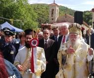 Στον Άγιο Νικόλαο Σπάτα και φέτος ο Περιφερειάρχης Απόστολος Κατσιφάρας