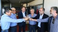 Νέο οδοιπορικό του Περιφερειάρχη Απόστολου Κατσιφάρα,σε μεταποιητικές μονάδες που αξιοποίησαν το ΕΣΠΑ