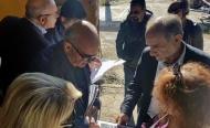 Απόστολος Κατσιφάρας: Σήμερα ξεκινάμε για την αξιοποίηση του πρώην εργοστασίου «Λαδόπουλου»