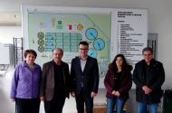 Επίσκεψη στον Βιολογικό Καθαρισμό Πάτρας – Σε λειτουργία το Γεωχωρικό Σχέδιο Περιβαλλοντικής Εποπτείας της Περιφέρειας Δυτικής Ελλάδας