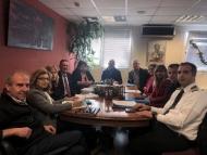 Συντονισμός και εντατικοποίηση ελέγχων για την εφαρμογή του αντικαπνιστικού νόμου