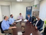 Υποστήριξη λειτουργίας του Εδαφολογικού Εργαστηρίου Δυτικής Ελλάδας