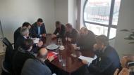 Στα γραφεία της Π.Δ.Ε. ο υπουργός υγείας Βασίλης Κικίλιας - Ν. Φαρμάκης: «Η Δυτική Ελλάδα χρειάζεται μεγάλες ταχύτητες και αποτελεσματικότητα»