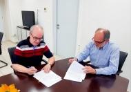Βελτιώνεται ο δρόμος από τα Καλάβρυτα προς το Χιονοδρομικό Κέντρο – Υπογράφτηκε σύμβαση και ξεκινούν εργασίες συντήρησης