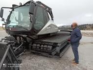 Παραδόθηκε από την Περιφέρεια Δυτικής Ελλάδας ο εξοπλισμός του Χιονοδρομικού Κέντρου Καλαβρύτων