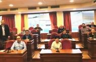 Συνάντηση Αντιπεριφερειάρχη Π.Ε. Αιτωλοακαρνανίας με τις Προέδρους Συλλόγων Καταστηματαρχών Κουρέων – Κομμωτών και τους Προέδρους Εμπορικών Συλλόγων
