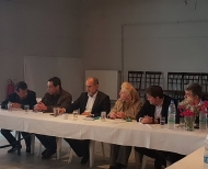 Απόστολος Κατσιφάρας: Σε πλήρη εξέλιξη τα έργα αναβάθμισης της πρώην «111» - Ενημερωτική συνάντηση στον Ερύμανθο