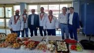 Απ. Κατσιφάρας: «Χτίζουμε μέρα με τη μέρα μια νέα τουριστική, ανταγωνιστική ταυτότητα για τη Δυτική Ελλάδα» - Ξεκίνησε τη λειτουργία του το Γραφείο Τουριστικής Πληροφόρησης στο Λιμάνι της Πάτρας