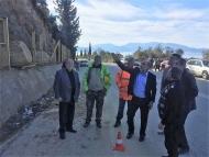 Ολοκληρώνεται ο Βιολογικός Καθαρισμός στο Μενίδι - Τρία έργα στην Αιτωλοακαρνανία επισκέφθηκε ο Περιφερειάρχης Απόστολος Κατσιφάρας