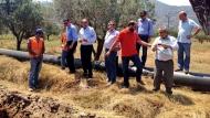 Έργο πνοής για την ΠΔΕ η κατασκευή κεντρικών αποχετευτικών αγωγών παραλιακών οικισμών από Ερινεό μέχρι Αιγείρα