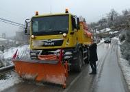 Γρ. Αλεξόπουλος : Έντονες χιονοπτώσεις στα ορεινά – Σε αυξημένη ετοιμότητα η Περιφέρεια